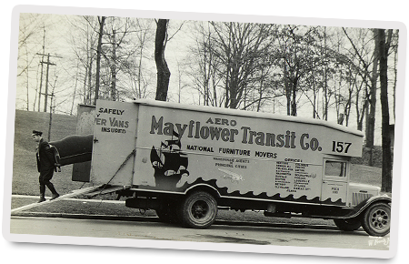 If Youu0027re Looking For A Moving Company With A National Presence And Proven  History Of Excellence, Look No Further. Started In 1927, Mayflower Transit  Has ...